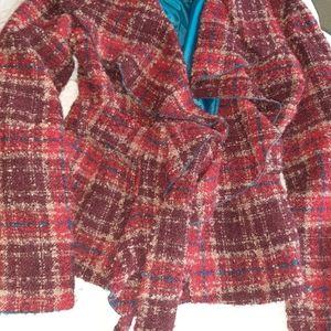 Anthropologie Tabitha moretown jacket